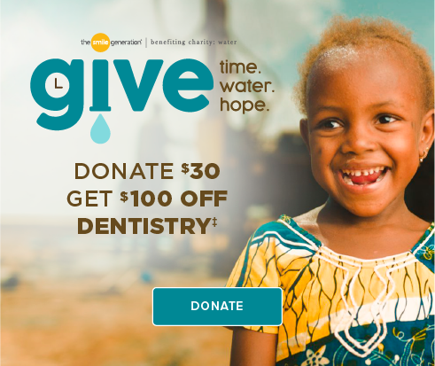 Donate $30, Get $100 Off Dentistry - Milford Dentist Office